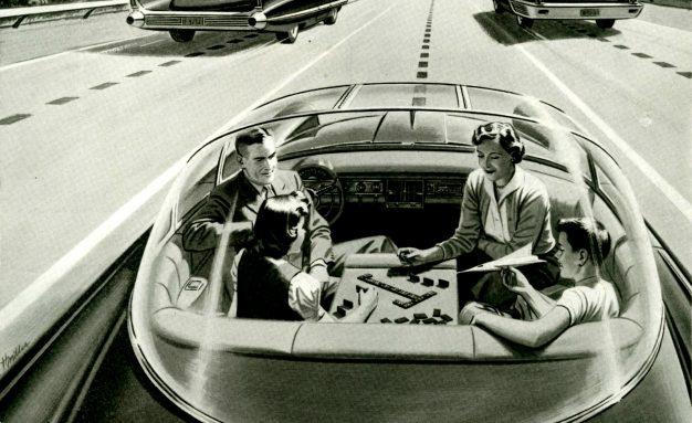 auto senza pilota